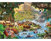 Arca di Noè - XXL PUZZLE