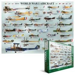 Aerei della prima guerra mondiale