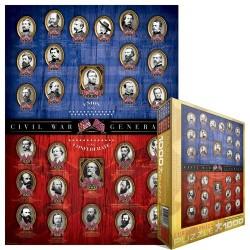 Generali della guerra civile in America