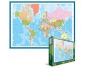 Mappa del mondo politica