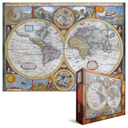 Cartina del mondo - antica