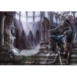 Nascosti nel tempio oscuro