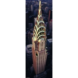 Chrysler Building - PUZZLE PANORAMICO