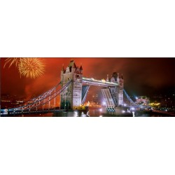 Tower Bridge - PUZZLE PANORAMICO