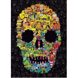 Scarabocchio - Cranio