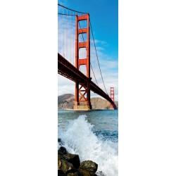 Golden Gate - PUZZLE PANORAMICO