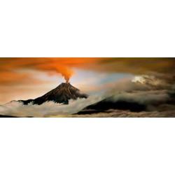 Vulcano - PUZZLE PANORAMICO