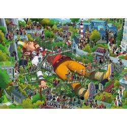 Gulliver - TRIANGULAR PUZZLE
