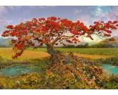 Albero rosso