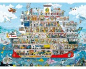 Viaggio per mare - TRIANGULAR PUZZLE
