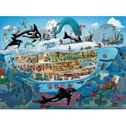 Divertimento sottomarino