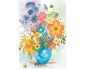 Vaso azzuro