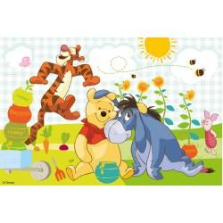 Winnie the Pooh - miele - PUZZLE PER BAMBINI