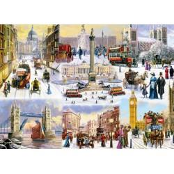 Londra in inverno