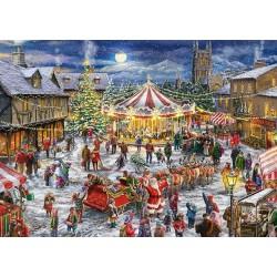 Puzzle Giostra natalizia