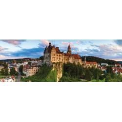 Castello Sigmaringen, Germania - PUZZLE PANORAMICO