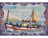 Mosaico - ceramica portoghese