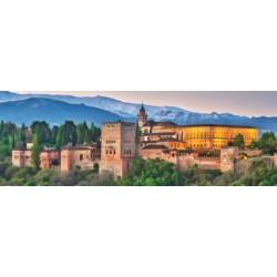 Alhambra, Spagna - PUZZLE PANORAMICO