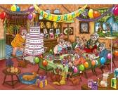 Sorpresa di compleanno - WASGIJ PUZZLE