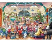 Festa di Natale - WASGIJ PUZZLE