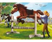 Salto del cavallo - PUZZLE PER BAMBINI