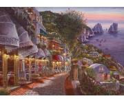 Serata a Capri