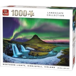 Aurora polare, Islanda