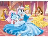 Principessa con il cavallo - PUZZLE PER BAMBINI