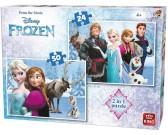 Frozen - PUZZLE PER BAMBINI