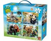 Cuccioli di giungla - PUZZLE PER BAMBINI