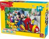 Mickey Mouse - nella fattoria - PUZZLE PER BAMBINI
