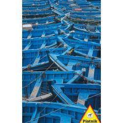Barche azzure