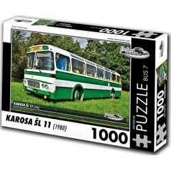 Pullman Bus Karosa SL 11 (1980)