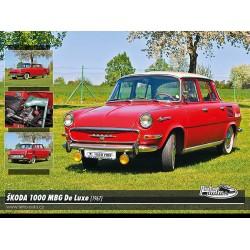 Skoda 1000 MBG De Luxe (1967)