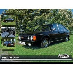 Tatra 613 - 3 (1987)