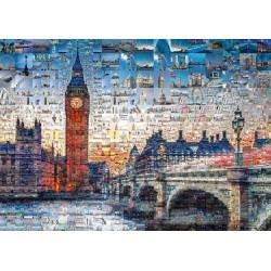 Londra - collage di foto