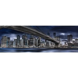 New York - PUZZLE PANORAMICO