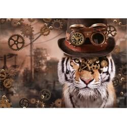 Tigre - Steampunk