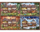 Le quattro stagioni della casa