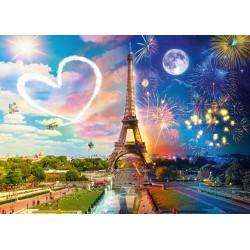 Parigi - giorno e notte