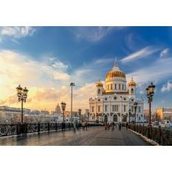 Cattedrale in Russia