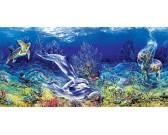 Barriera corallina - PUZZLE PANORAMICO