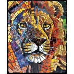 Mosaico - leone