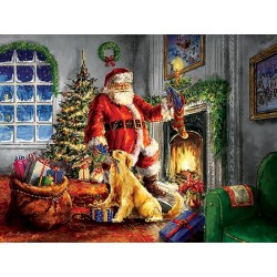 Babbo Natale - XXL PUZZLE