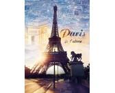 Parigi all'alba