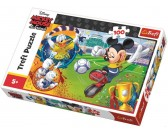 Mickey Mouse - calcio - PUZZLE PER BAMBINI