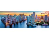 Miami - PUZZLE PANORAMICO