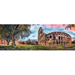 Colosseo, Roma - PUZZLE PANORAMICO