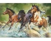 Tre cavalli