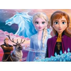 Frozen II - PUZZEL PER BAMBINI